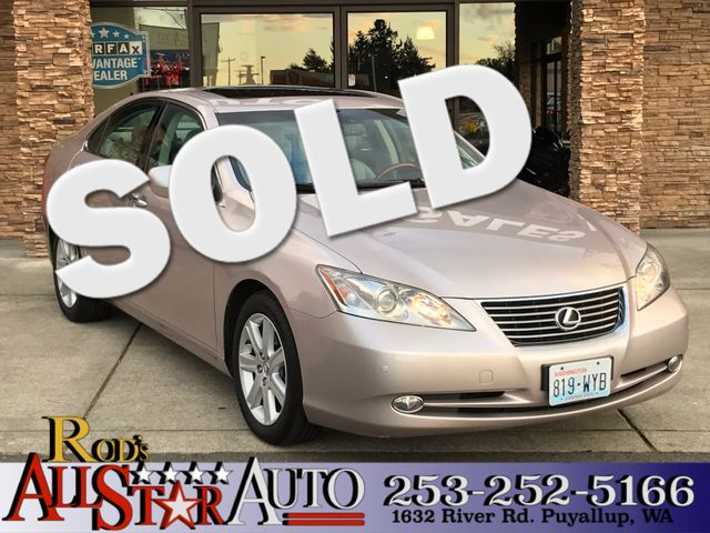 2007 Lexus ES 350 This vehicle is a CarFax certified one-owner used car Pre-owned vehicles can be