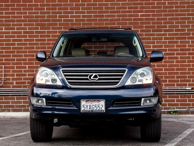 2007 Lexus GX 470 Burbank, CA 1