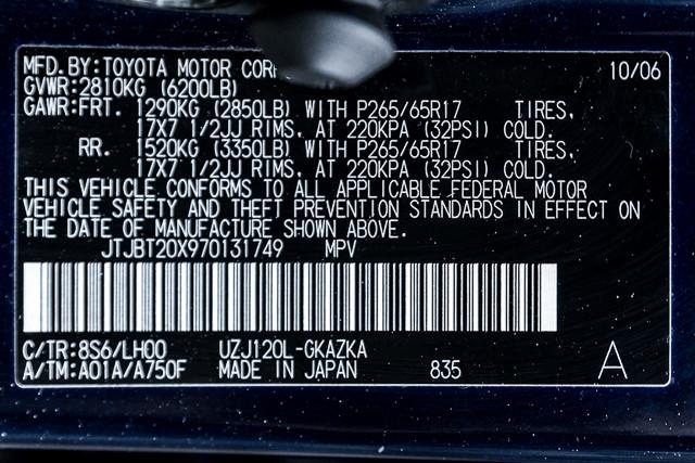 2007 Lexus GX 470 Burbank, CA 40