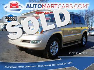 2007 Lexus GX 470  | Nashville, Tennessee | Auto Mart Used Cars Inc. in Nashville Tennessee