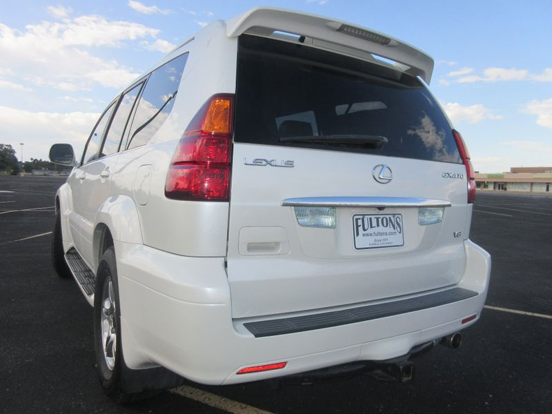 2007 Lexus GX 470 AWD  Fultons Used Cars Inc  in , Colorado