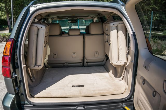 2007 Lexus GX 470 4WD - NAVI - 3RD ROW - MARK LEVINSON Reseda, CA 11