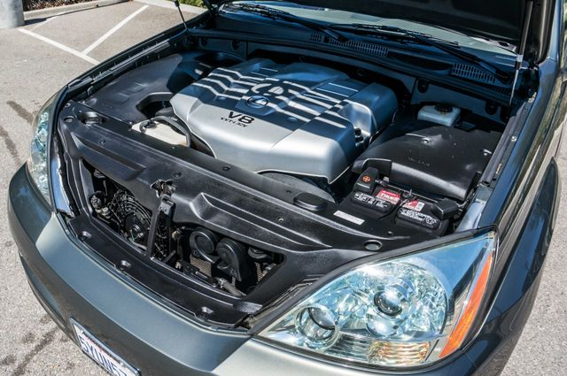 2007 Lexus GX 470 4WD - NAVI - 3RD ROW - MARK LEVINSON Reseda, CA 38