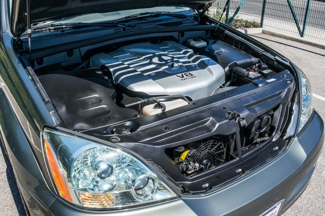 2007 Lexus GX 470 4WD - NAVI - 3RD ROW - MARK LEVINSON Reseda, CA 39