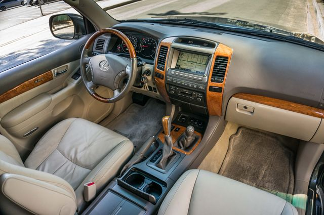 2007 Lexus GX 470 4WD - NAVI - 3RD ROW - MARK LEVINSON Reseda, CA 35