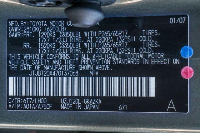 2007 Lexus GX 470 4WD - NAVI - 3RD ROW - MARK LEVINSON Reseda, CA 40