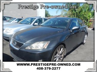 2007 Lexus IS 250 in Campbell California