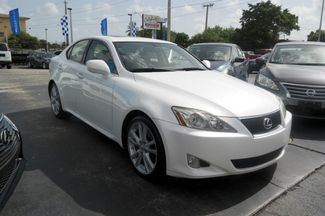 2007 Lexus IS 250 Hialeah, Florida 2