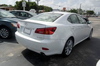 2007 Lexus IS 250 Hialeah, Florida 3