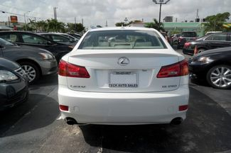 2007 Lexus IS 250 Hialeah, Florida 4