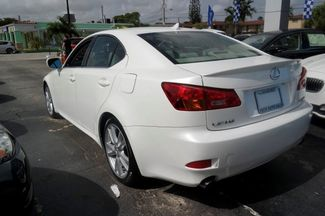 2007 Lexus IS 250 Hialeah, Florida 5