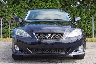 2007 Lexus IS 250 Hollywood, Florida 12