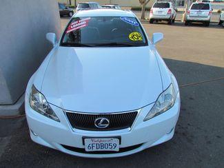 2007 Lexus IS 250 Navi / Camera / sharp / Clean Sacramento, CA 3