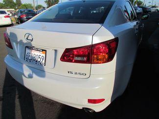 2007 Lexus IS 250 Navi / Camera / sharp / Clean Sacramento, CA 7