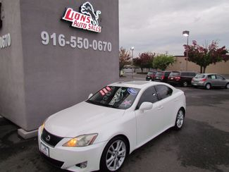 2007 Lexus IS 250 Sharp Sacramento, CA