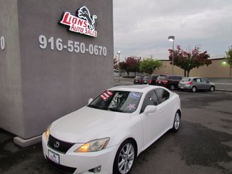 2007 Lexus IS 250 Sharp Sacramento, CA 1