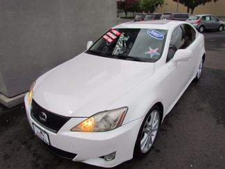 2007 Lexus IS 250 Sharp Sacramento, CA 2