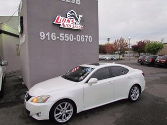 2007 Lexus IS 250 Sharp Sacramento, CA 5