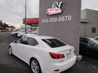 2007 Lexus IS 250 Sharp Sacramento, CA 7