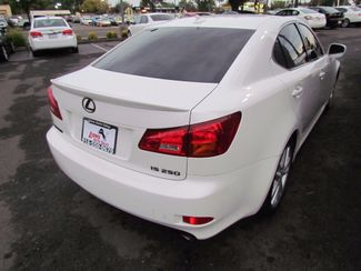 2007 Lexus IS 250 Sharp Sacramento, CA 9