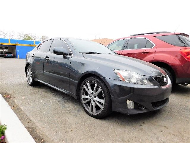 2007 Lexus IS 250 Limited warranty included to assure your worry-free purchase AutoCheck report i