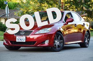 2007 Lexus IS 350  AUTO - 95K MILES - PREMIUM PKG - XENON Reseda, CA
