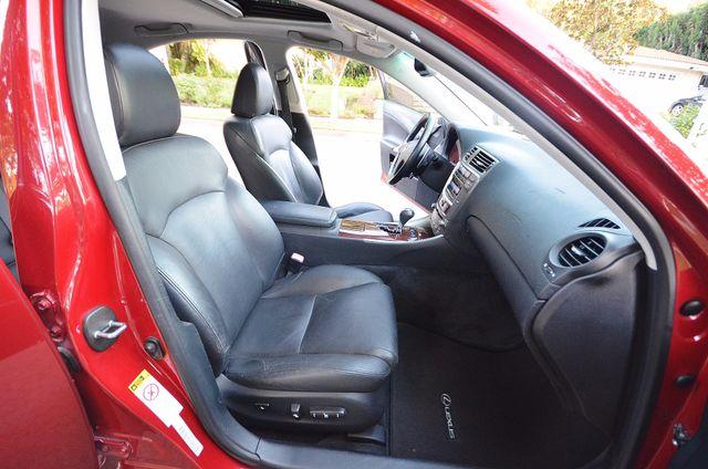 2007 Lexus IS 350  AUTO - 95K MILES - PREMIUM PKG - XENON Reseda, CA 21
