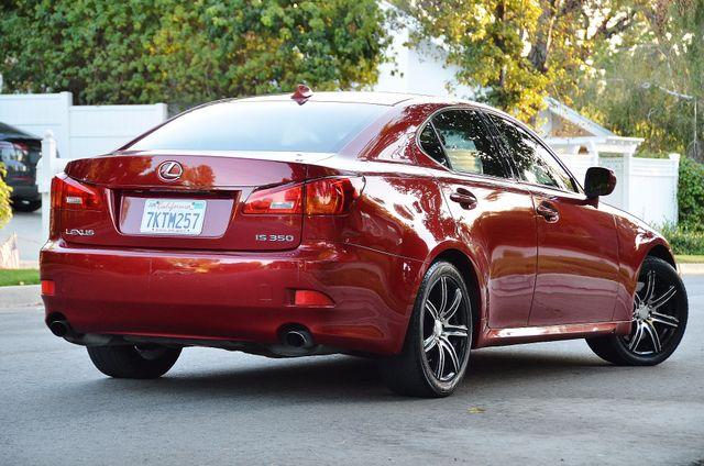 2007 Lexus IS 350  AUTO - 95K MILES - PREMIUM PKG - XENON Reseda, CA 5