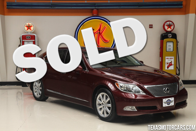 2007 Lexus LS 460 This Carfax 1-Owner 2007 Lexus LS 460 is in great shape with only 93 372 miles