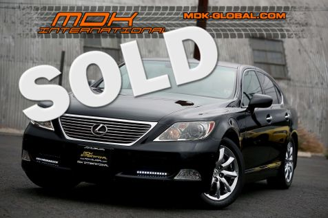 2007 Lexus LS 460 - Navigation - Heated / Cooled seats in Los Angeles