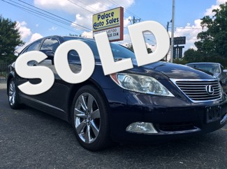 2007 Lexus LS 460 460 CHARLOTTE, North Carolina
