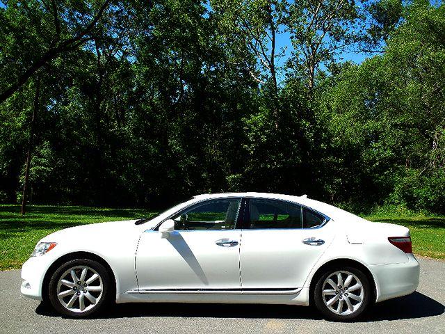 2007 Lexus LS460 Leesburg, Virginia 4