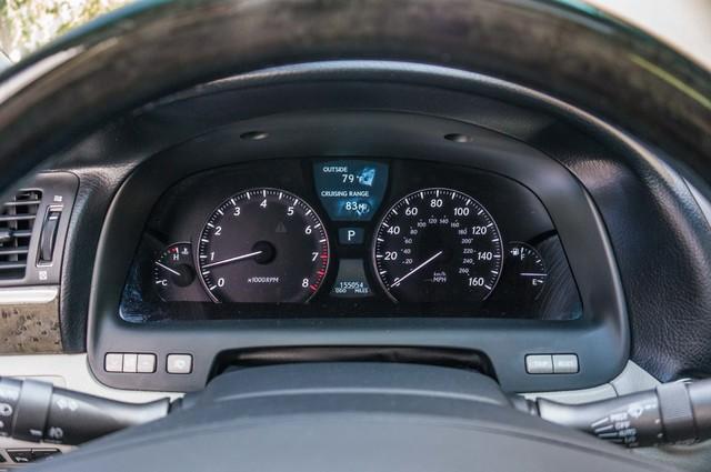 2007 Lexus LS 460 LWB - LUXURY PKG - NAVI - HTD/CLD STS - XENON Reseda, CA 15