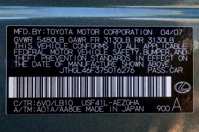2007 Lexus LS 460 LWB - LUXURY PKG - NAVI - HTD/CLD STS - XENON Reseda, CA 40