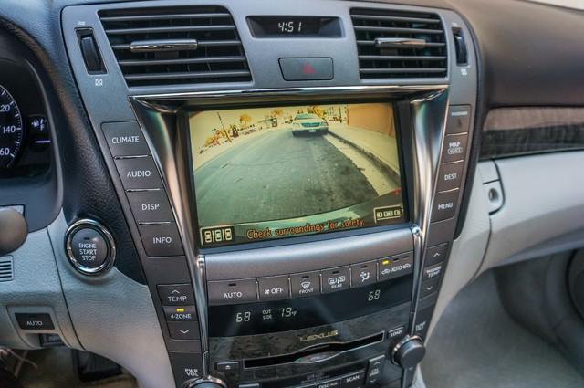2007 Lexus LS 460 LWB - LUXURY PKG - NAVI - HTD/CLD STS - XENON Reseda, CA 23
