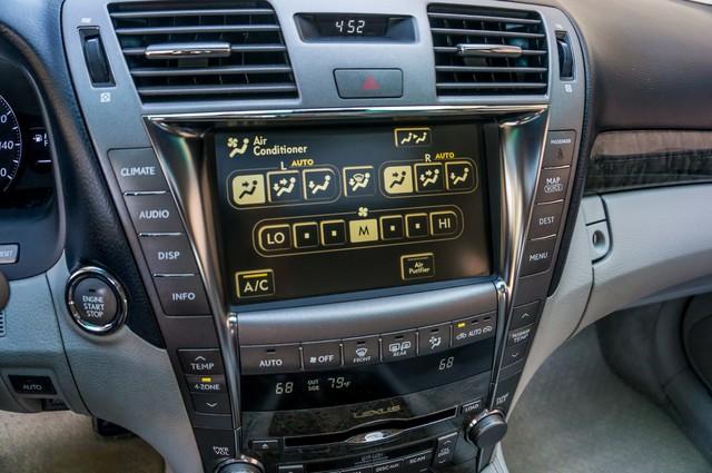2007 Lexus LS 460 LWB - LUXURY PKG - NAVI - HTD/CLD STS - XENON Reseda, CA 28