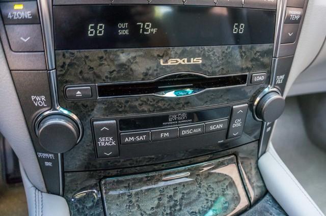 2007 Lexus LS 460 LWB - LUXURY PKG - NAVI - HTD/CLD STS - XENON Reseda, CA 30