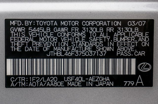 2007 Lexus LS 460 Reseda, CA 42