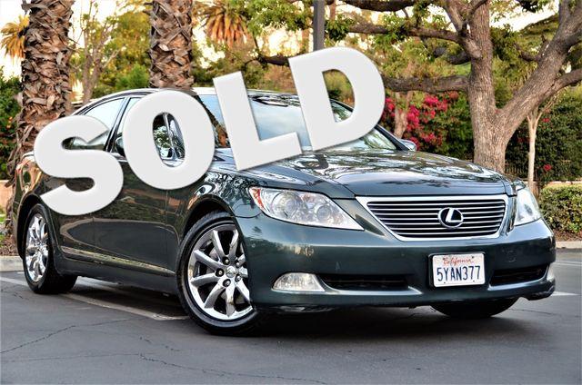 2007 Lexus LS 460 Reseda, CA 0