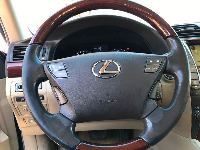2007 Lexus LS 460 Sterling, Virginia 18