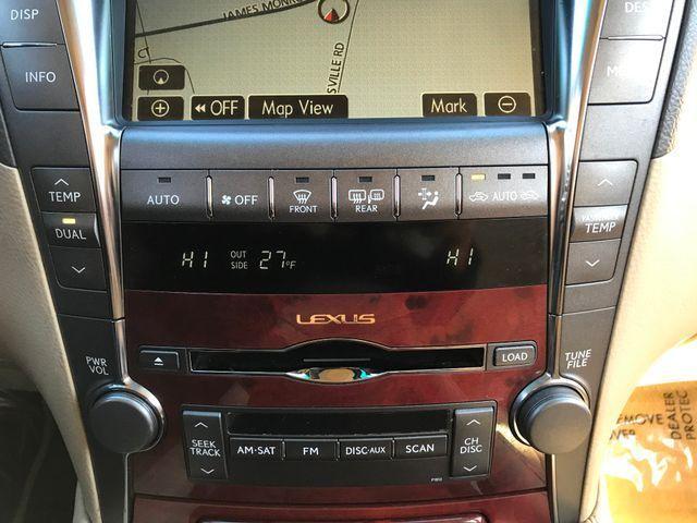 2007 Lexus LS 460 Sterling, Virginia 25