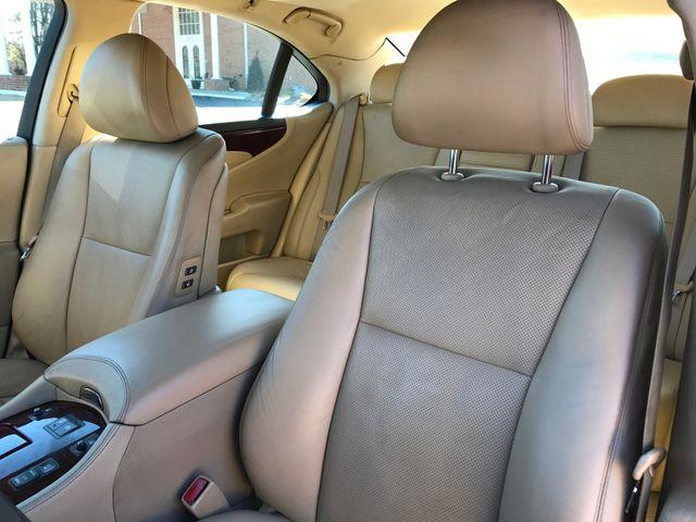 2007 Lexus LS460 Leesburg, Virginia 8