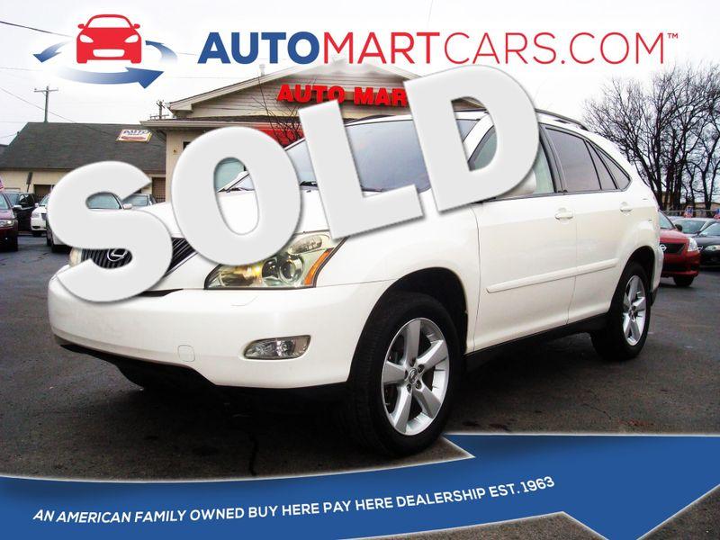 2007 Lexus RX 350  | Nashville, Tennessee | Auto Mart Used Cars Inc. in Nashville Tennessee