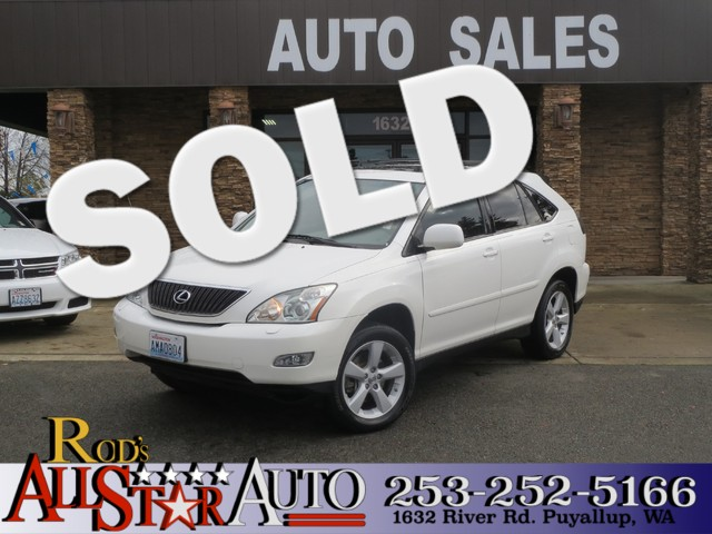 2007 Lexus RX 350 AWD The CARFAX Buy Back Guarantee that comes with this vehicle means that you ca