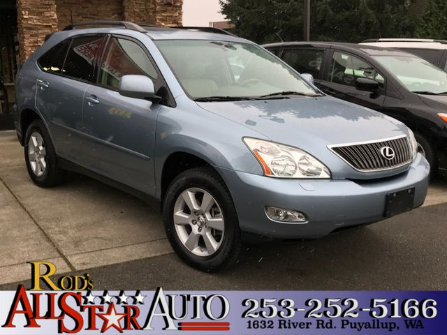2007 Lexus RX 350 AWD This vehicle is a CarFax certified one-owner used car Pre-owned vehicles ca