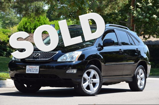 2007 Lexus RX 350  PREMIUM PLUS - NAVI - HTS STS - BACK UP CAMERA Reseda, CA 0