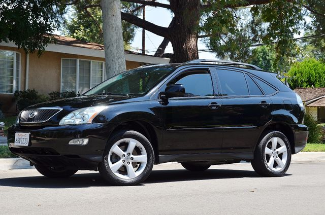 2007 Lexus RX 350  PREMIUM PLUS - NAVI - HTS STS - BACK UP CAMERA Reseda, CA 8