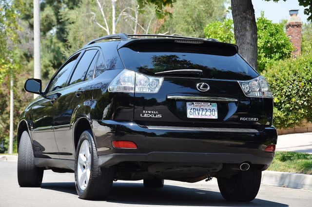 2007 Lexus RX 350  PREMIUM PLUS - NAVI - HTS STS - BACK UP CAMERA Reseda, CA 10