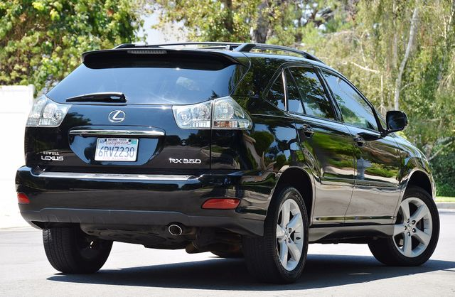 2007 Lexus RX 350  PREMIUM PLUS - NAVI - HTS STS - BACK UP CAMERA Reseda, CA 12