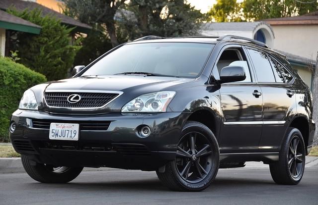 2007 Lexus RX 400h  4WD - PREMIUM PLUS - NAVI - 94K MILES Reseda, CA 1